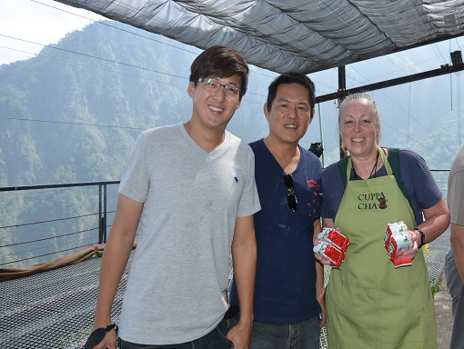 Taiwan Tea Farmers