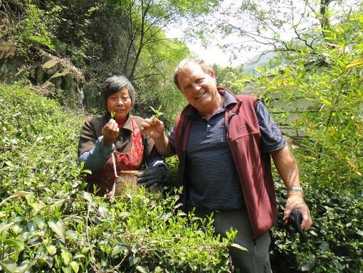 Female Tea Master