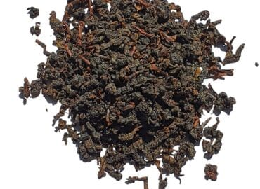 Balled Gui Fei Oolong